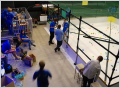 Ready for action: the Student Robotics arena