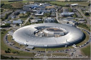 Diamond Light Source is the UK's national synchrotron facility