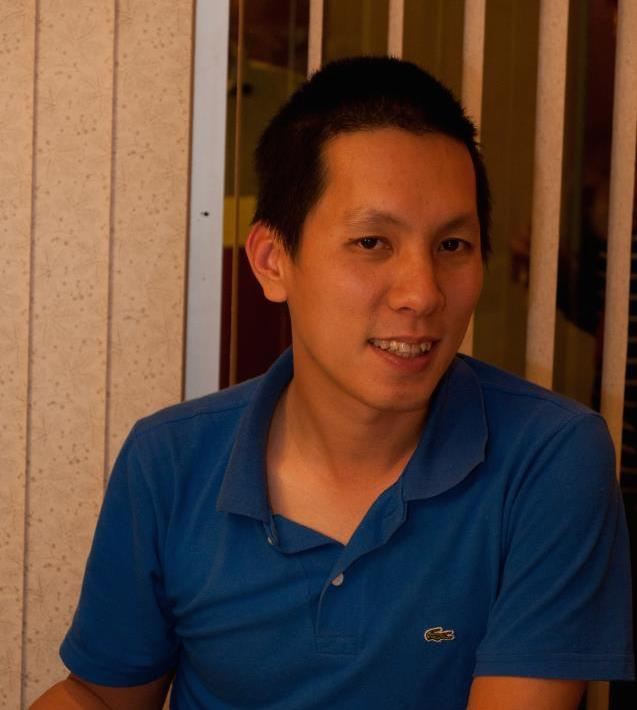 Photograph of Dr Trung Dong Huynh