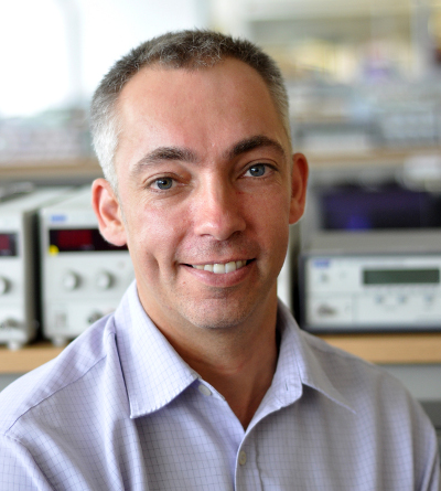 Photograph of Professor Steve Beeby