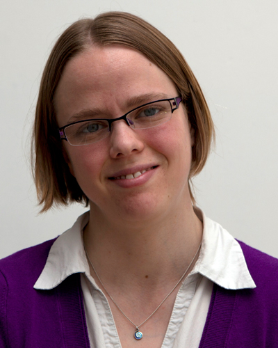 Photograph of Dr Clare J Hooper
