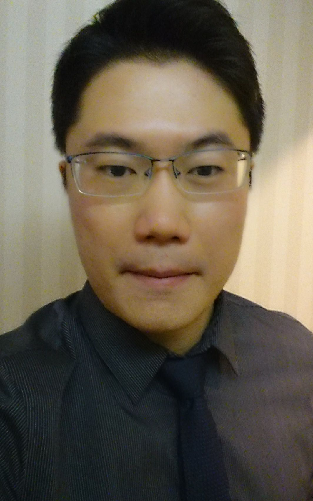 Photograph of Dr. Zhenhua Luo