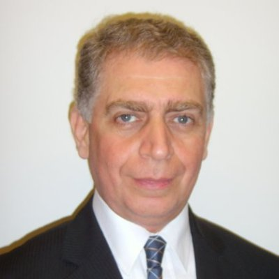 Photograph of Dr Ayad Al-Khoury