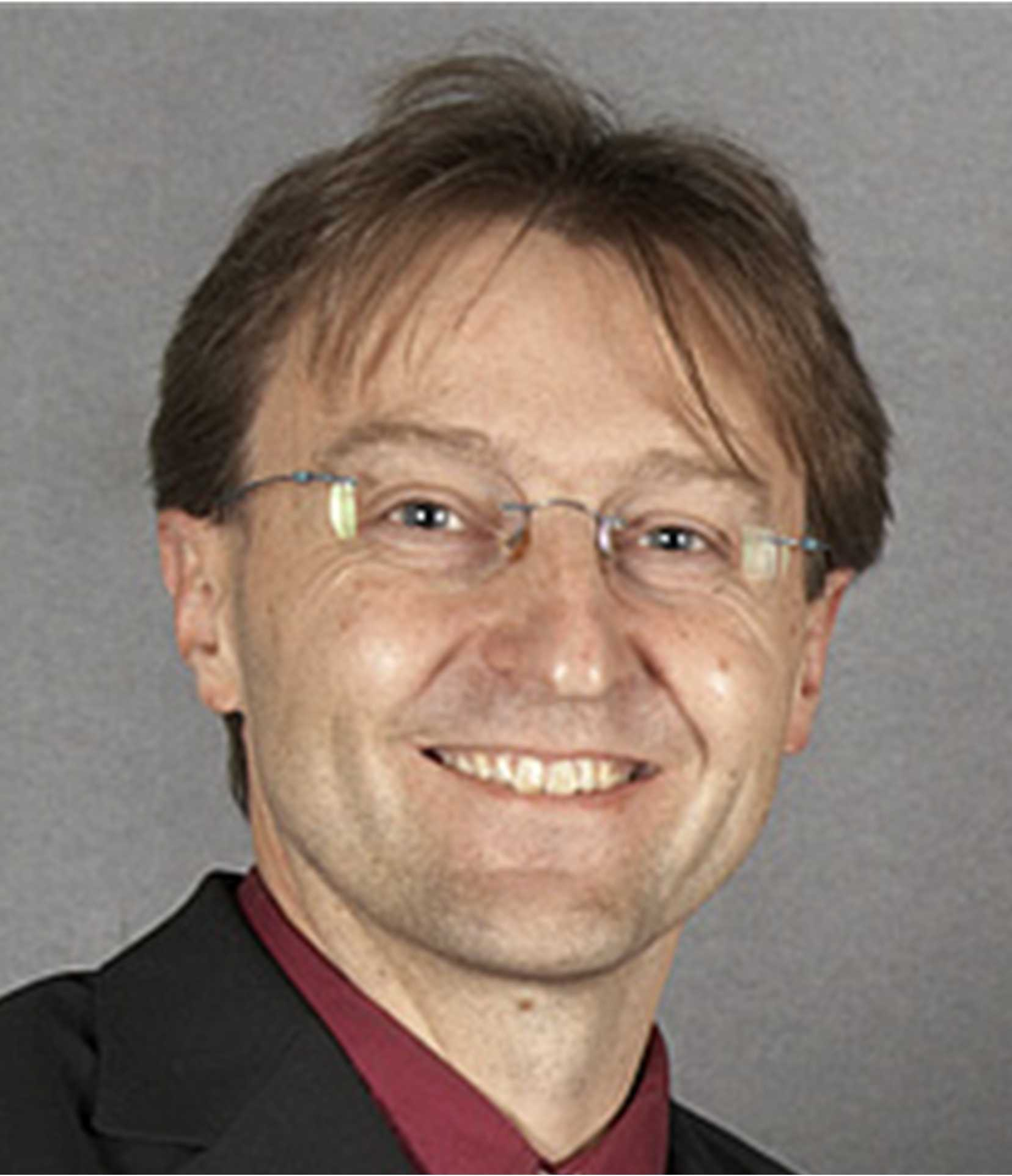 Photograph of Professor Steffen Staab