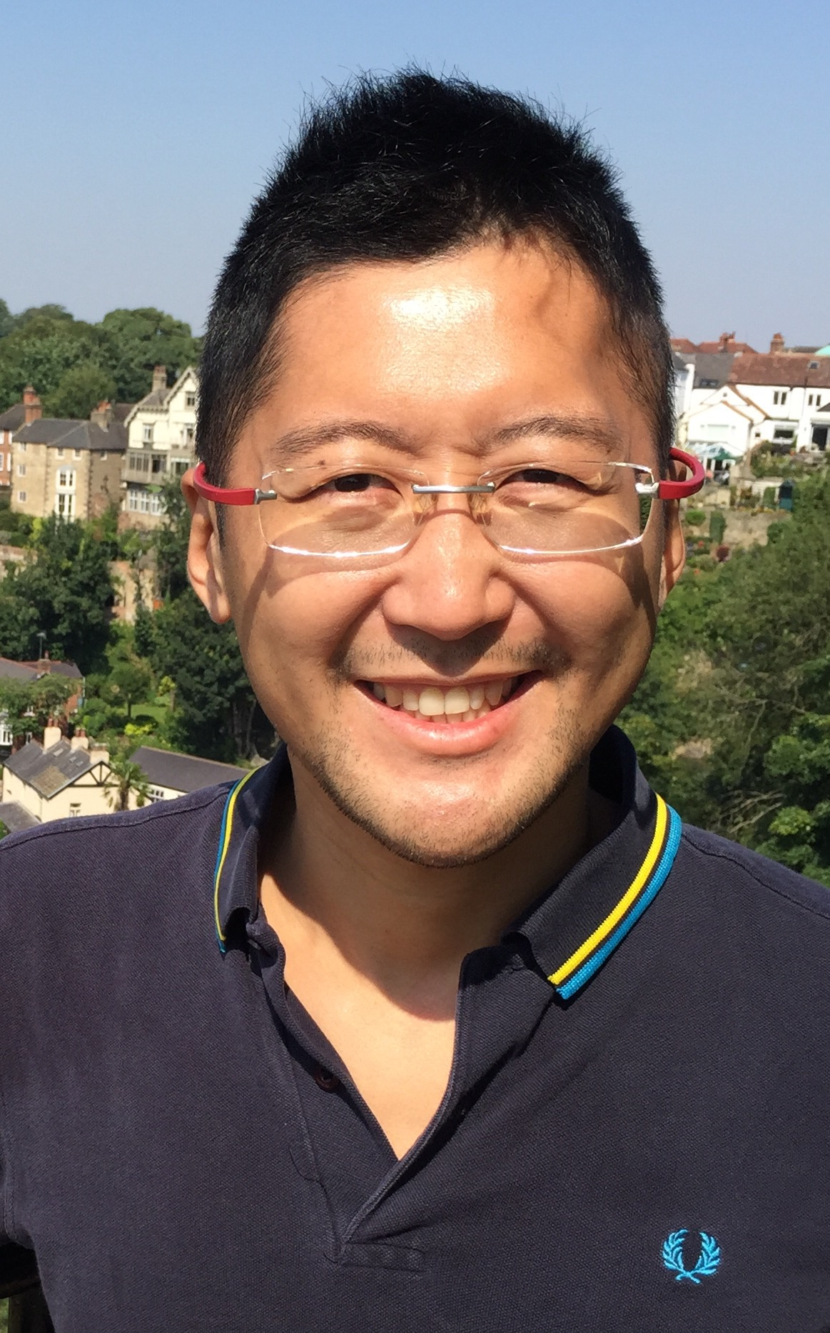 Photograph of Dr Terrence Mak