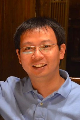 Photograph of Dr. Jie Zhang