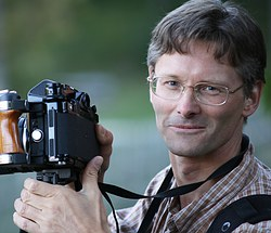 Photograph of Dr. Klaus-Peter Zauner