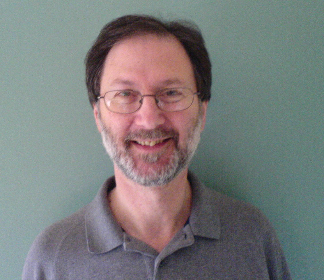 Photograph of Dr Mike Wald