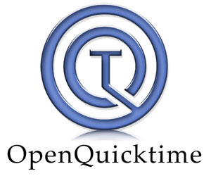The OpenQuicktime logo